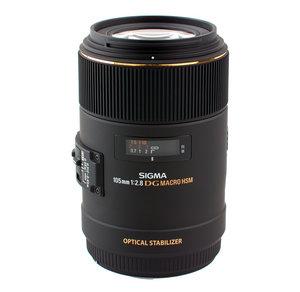 AF 105mm f/2.8 DG Macro HSM OS