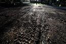 Winter Mud | 1/15 sec | f/11.0 | 14.0 mm | ISO 100