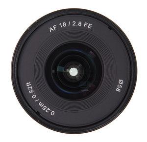 AF 18mm f/2.8 FE