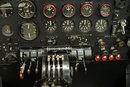 Avro Lancaster Pilot's Panel | 1/60 sec | f/2.8 | 35.0 mm | ISO 1600