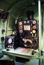 Avro Lancaster Radio Station | 1/15 sec | f/2.0 | 35.0 mm | ISO 1600