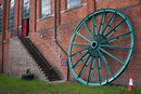 Winding Wheel | 1/25 sec | f/16.0 | 45.0 mm | ISO 200