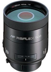 AF 500mm f/8 Reflex