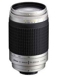 AF 70-300mm f/4-5.6G VR