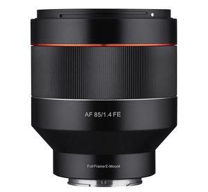AF 85mm f/1.4 FE