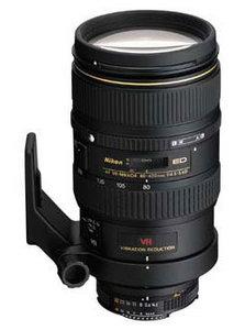 AF VR 80-400mm f/4.5-5.6