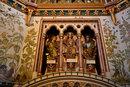Chapel Detail Castle Coch | 1/25 sec | f/5.6 | 20.0 mm | ISO 3200