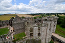 Raglan Castle And Beyond | 1/800 sec | f/8.0 | 10.0 mm | ISO 200