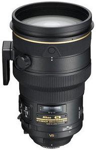 AF-S 200mm f/2 G ED VR II