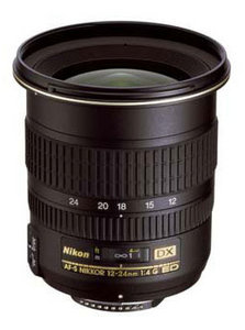 AFS DX 12-24mm f/4G
