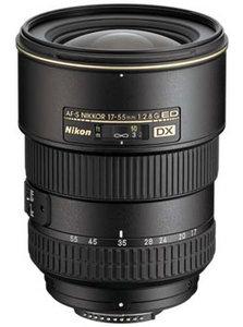 AF-S DX 17-55mm f/2.8G