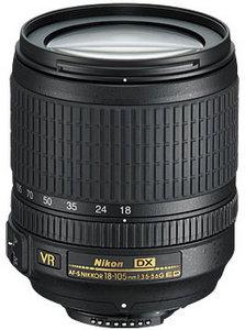 AF-S DX 18-105mm 3.5-5.6G ED VR