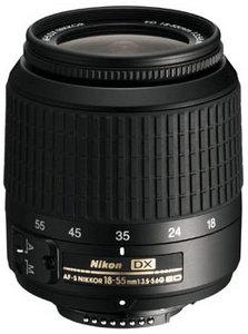 AF-S DX 18-55mm f/3.5-5.6G