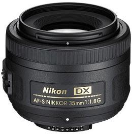 AF-S DX Nikkor 35mm f/1.8 G