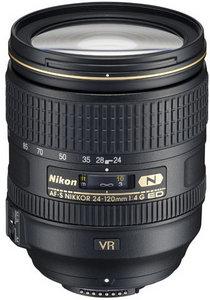 AF-S Nikkor 24-120mm f/4G ED VR