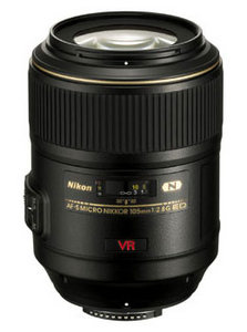 AF-S VR 105mm f/2.8G Micro IF-ED