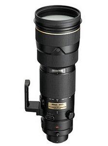 AF-S VR 200-400mm f/4G