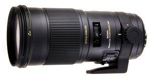 APO Macro 180mm f/2.8 EX DG OS HSM