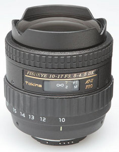 AT-X 10-17mm f/3.5-4.5 DX Fisheye