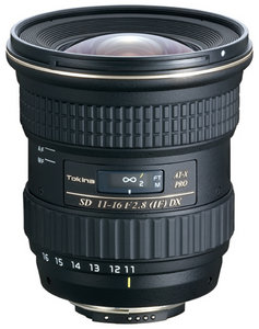 ATX 11-16mm f/2.8 PRO DX