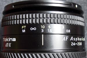 AT-X AF 24-200mm