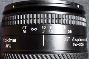 AT-X AF 24-200mm