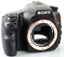 "Sony Alpha SLT-A65 | <a target=""_blank"" href=""https://www.magezinepublishing.com/equipment/images/equipment/Alpha-SLTA65-3571/highres/sonyalphaslta65mirror_1321879328.jpg"">High-Res</a>"