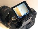 Sony Alpha A77 Screen