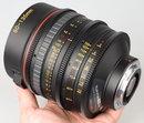 Tokina CINEMA ATX 50 135mm T3 EF Hands On (2)