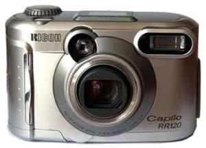 Caplio RR120