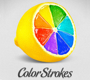 ColorStrokes iPhone App