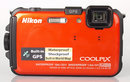 "Nikon Coolpix AW100 Front | <a target=""_blank"" href=""https://www.magezinepublishing.com/equipment/images/equipment/Coolpix-AW100-3568/highres/nikoncoolpixaw100front2_1317826990.jpg"">High-Res</a>"