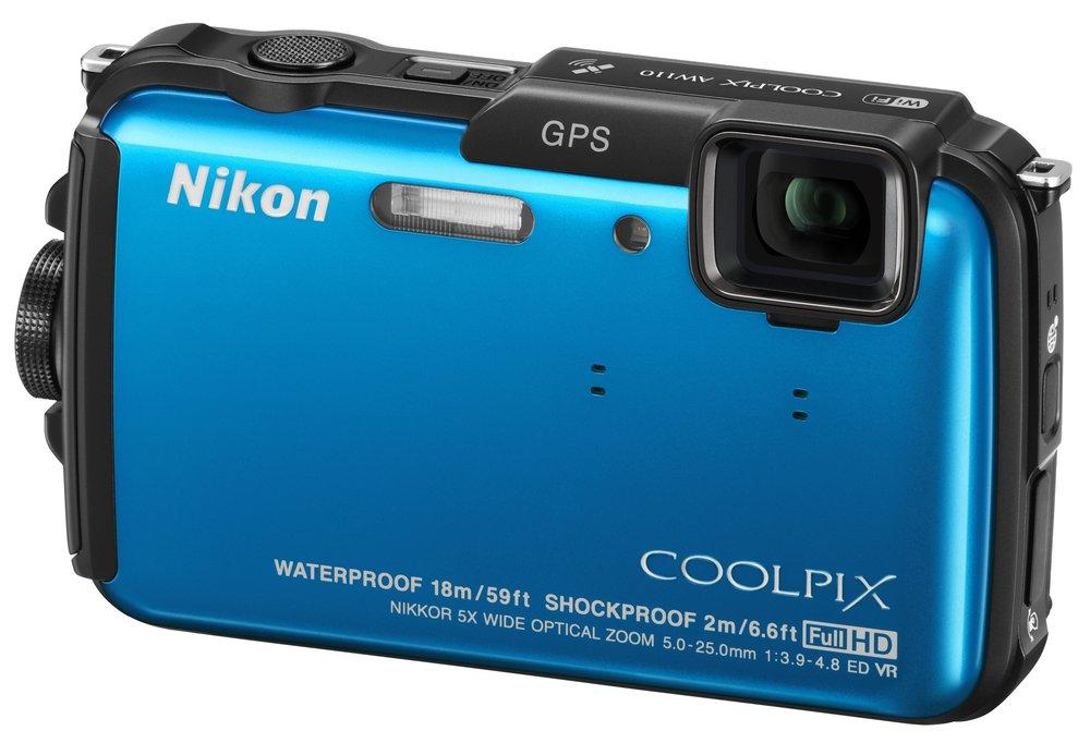 Nikon Coolpix AW110 Images