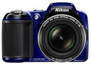 "Nikon Coolpix L810 | <a target=""_blank"" href=""https://www.magezinepublishing.com/equipment/images/equipment/Coolpix-L810-4000/highres/nikoncoolpixl8108_1328088790.jpg"">High-Res</a>"