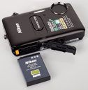 Nikon Coolpix S1200pj Battery