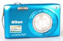 """Nikon Coolpix S3300 Front 1 