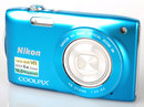 """Nikon Coolpix S3300 Front 2 