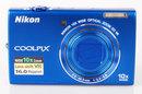Nikon Coolpix S6200 Front