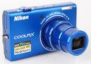 Nikon Coolpix S6200 Lens Extended