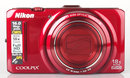 "Nikon Coolpix S9300 Red (1) | <a target=""_blank"" href=""https://www.magezinepublishing.com/equipment/images/equipment/Coolpix-S9300-3993/highres/nikon_coolpix_s9300_red-1_1340620108.jpg"">High-Res</a>"