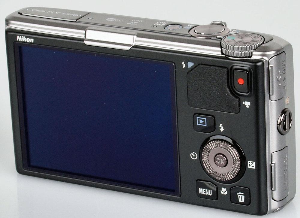 Nikon coolpix s9500 deals