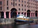 Albert Dock Boat | 1/100 sec | f/5.0 | 15.2 mm | ISO 200