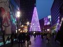 Christmas Tree Liverpool One | 1/40 sec | f/4.0 | 6.8 mm | ISO 800