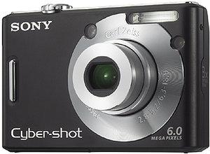 Cyber-shot DSC-W40