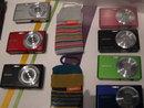Sony Cyber-shot DSC-W610 Colours (Right)