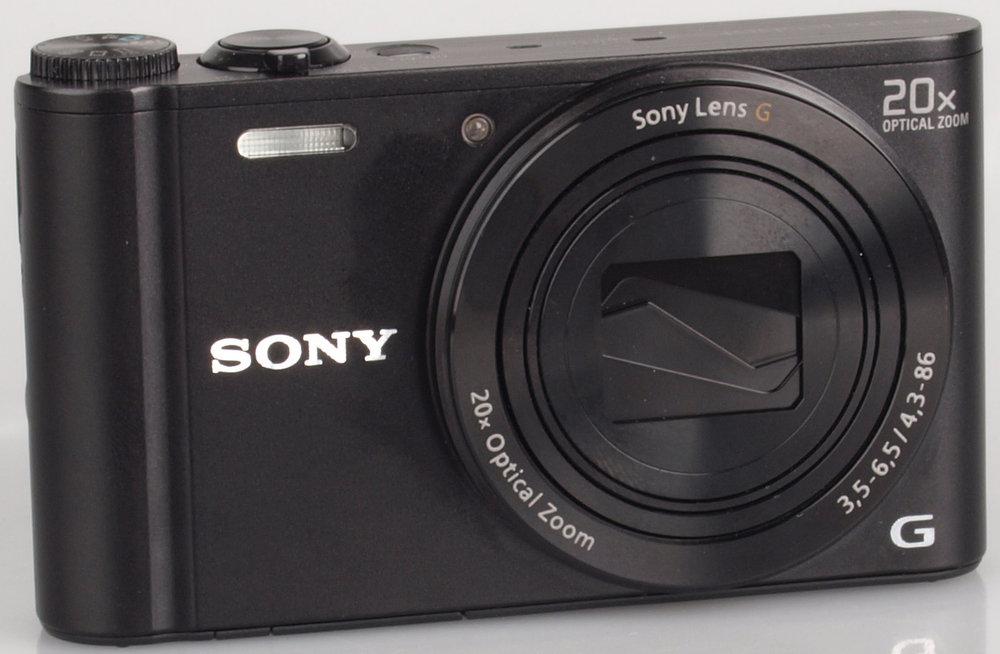 Sony Cybershot DSC-WX300 Images