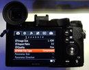 Sony Cyber Shot RX1R MarkII Menu