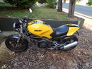 Yellow Ducati | 1/30 sec | f/3.3 | 4.5 mm | ISO 80