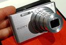 Sony Cyber Shot DSC W830 Silver (1)
