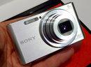 Sony Cyber Shot DSC W830 Silver (2)